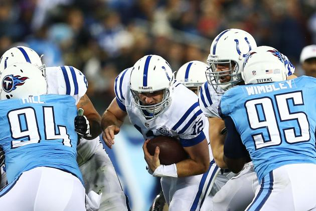 Colts vs. Titans: Live Game Grades and Analysis for Tennessee