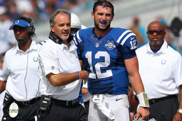 Thursday Night Reminds Fans That Indianapolis Colts Are Rebuilding on the Fly