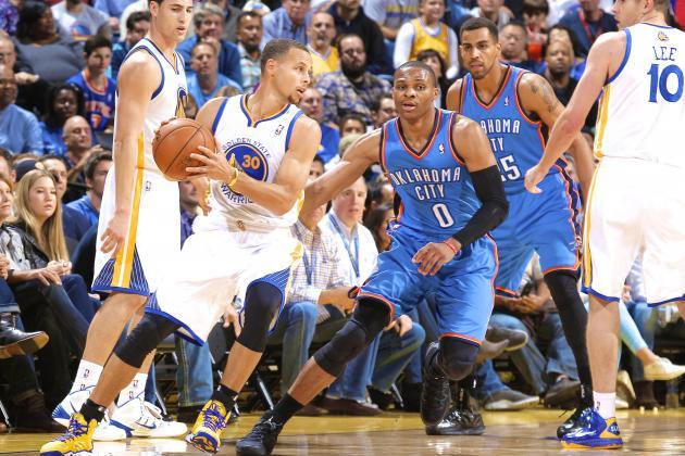 Oklahoma City Thunder vs. Golden State Warriors: Live Score and Analysis