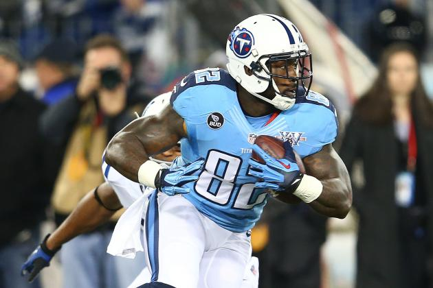 Delanie Walker's Updated 2013 Fantasy Outlook After Week 11