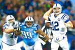 Colts, Luck Rally to Beat Titans 30-27