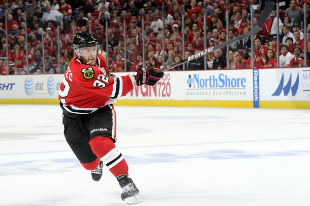 NHL Trades: How a Returning Kris Versteeg Will Impact the Chicago Blackhawks