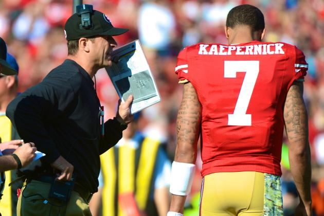 The Deep Post: How 49ers Can Fix Colin Kaepernick's Struggles