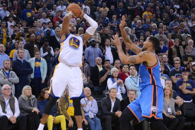 Warriors Beat Thunder 116-115