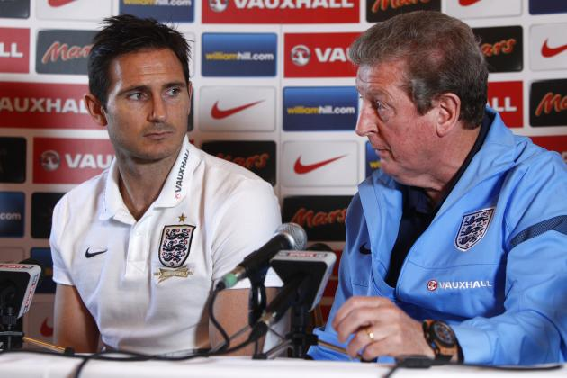 Frank Lampard Not Sure of England World Cup Place or Chelsea Future