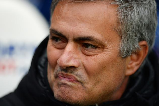 Jose Mourinho Booed in Belgium for Chelsea Boss's Treatment of Kevin De Bruyne
