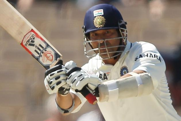 India vs. West Indies: Day 2 Scorecard, Recap on Sachin Tendulkar's Final Test
