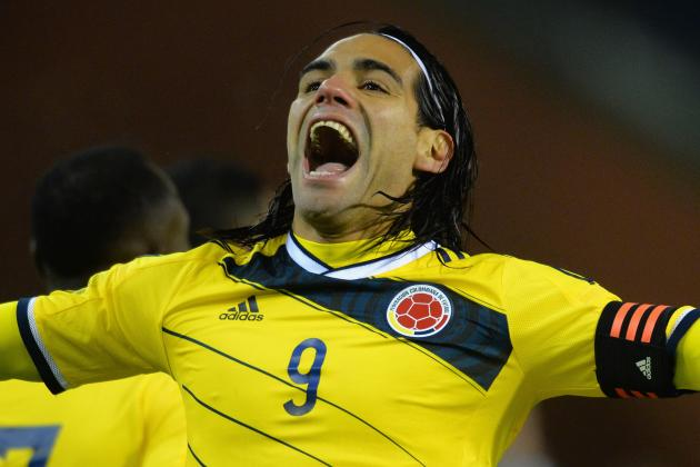 Radamel Falcao Marvels at Premier League Amid Manchester United and Chelsea Talk