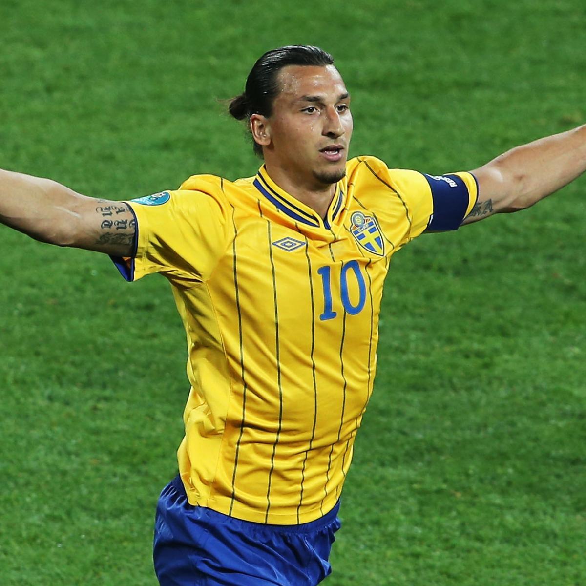 Wondergoal By Zlatan: Zlatan Ibrahimovic Calls Himself God Ahead Of World Cup