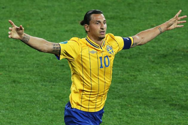 Zlatan Ibrahimovic Calls Himself God Ahead of World Cup Qualifier