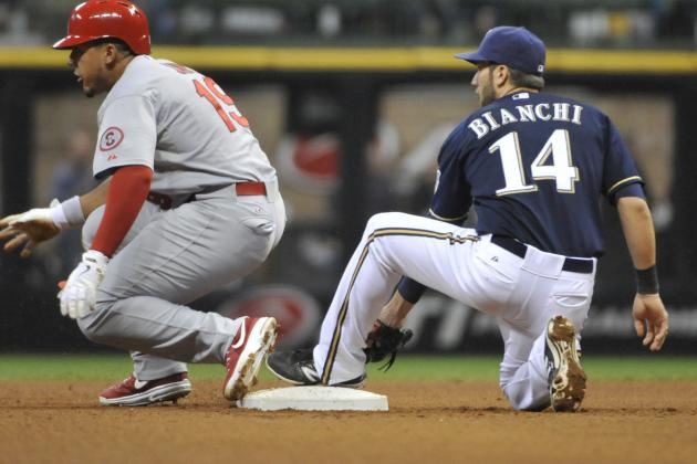 Brewers Groundskeeper Justin Scott Leaving for Cardinals' Job