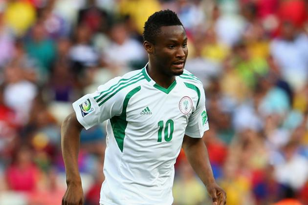 Mikel's Legacy Rests on Qualifying for the 2014 World Cup with Nigeria