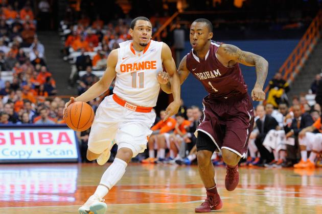 Syracuse Basketball: Why Oranges Fans Must Be Patient in 2013-14