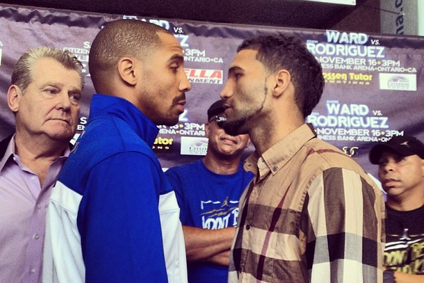 Andre Ward vs. Edwin Rodriguez: Fight Time, Date, TV Info and More