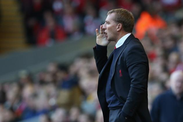 Biggest Issues Currently Facing Brendan Rodgers in His Liverpool Project