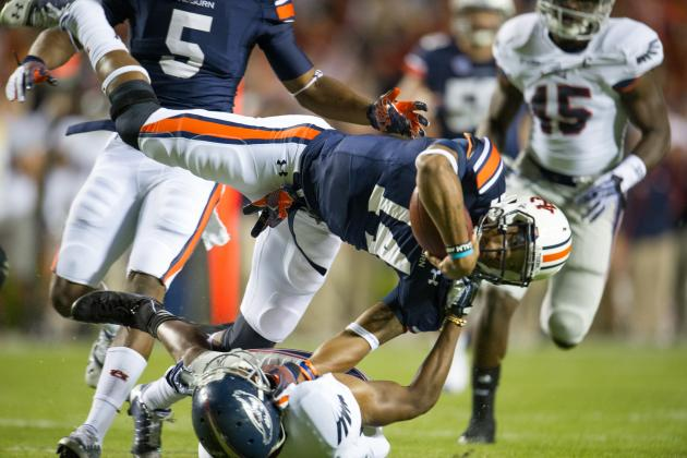 Georgia Football: Dawgs Can Keep Nick Marshall from Beating Them on the Ground