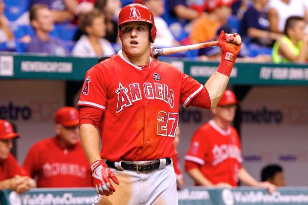 What Does Mike Trout Need to Do to Win an MLB MVP Award?
