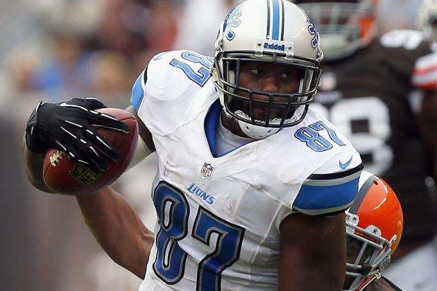 Lions Tight End Brandon Pettigrew Wins His Teammates' Trust