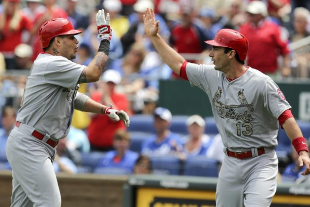 Molina, Carpenter Finish 3-4 in MVP Vote : Sports