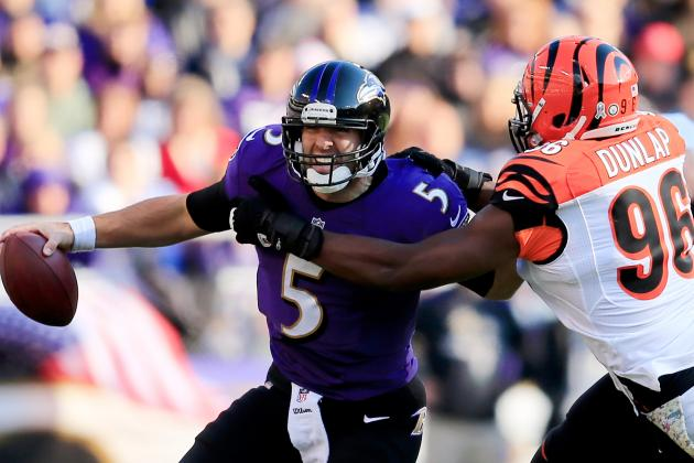 Ravens Are Putting Flacco at Risk with Poor Responses to Blitzes
