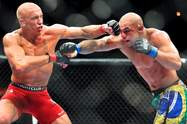 UFC 167 Exclusive: Georges St-Pierre Swears It's Not His Fault He's Boring