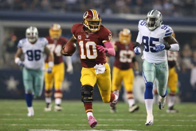 Why the Washington Redskins Are Still NFC East Contenders