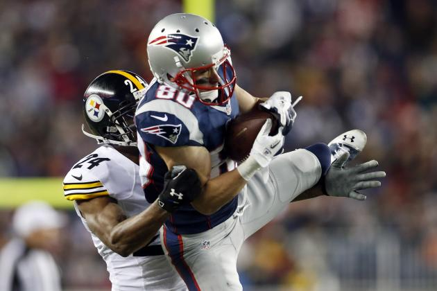 Danny Amendola Proving Receivers Can Be an Instant Hit with the Patriots