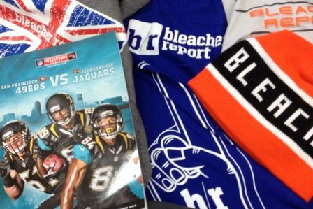 Fan Friday: Win All These Bleacher Report Swag Goodies!