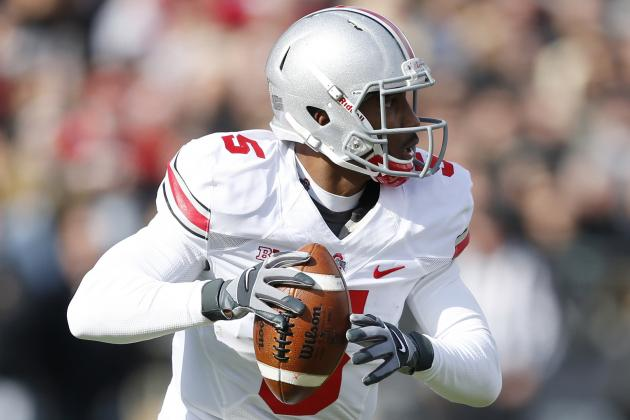 Better Preparation Has Improved Braxton Miller's Passing