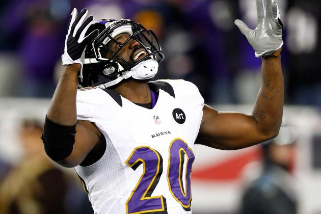 Ed Reed Chose N.Y. Jets over New England Patriots