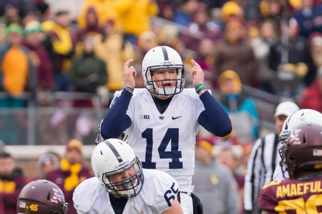 Penn State Quarterback Christian Hackenberg Believes He Is Improving