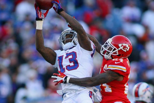 Now, KC can match up with Denver WRs