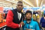 Dez Hooks Shoppers Up with PS4s