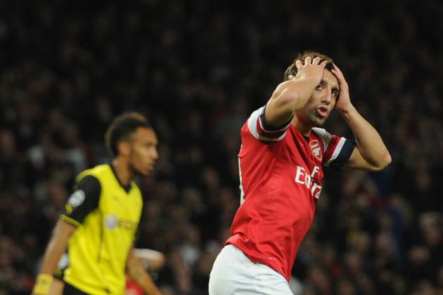 Why Arsenal Haven't Seen the Best of Santi Cazorla This Season