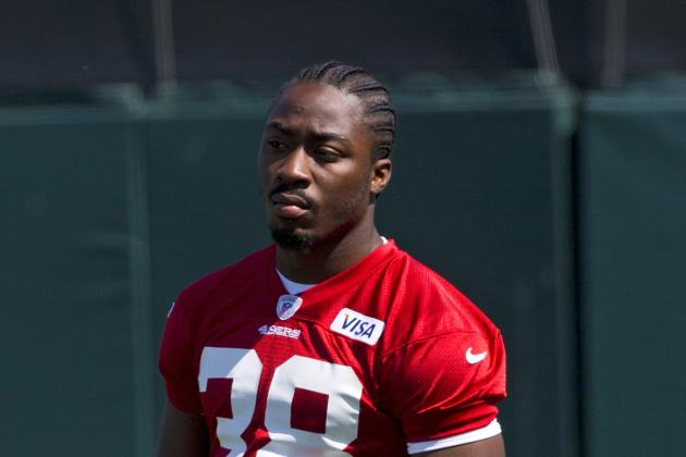 49ers Rookie Marcus Lattimore Expected to Start Practicing Next Week