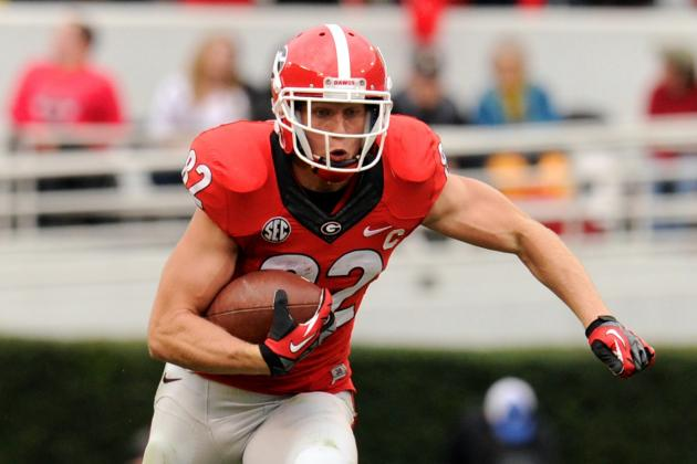 UGA's Offense 'Starting to Gel' Again as Players Get Healthy