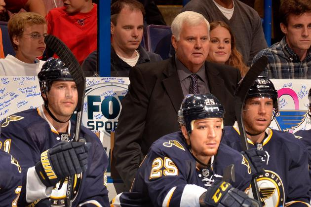 Is This Finally the St. Louis Blues' Year to Win the Stanley Cup?