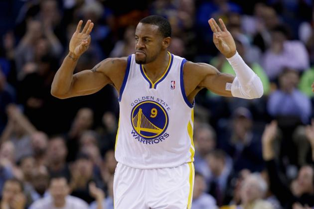 Warriors' Andre Iguodala Validating Status as Best NBA Offseason Pickup