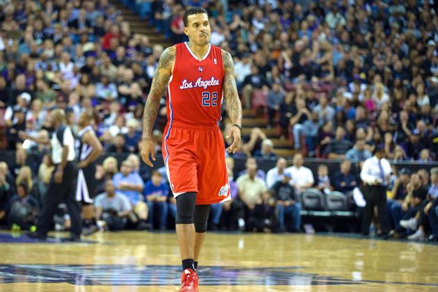 Exclusive Matt Barnes Interview: I Own Up to What I Tweeted and It Wasn't Right
