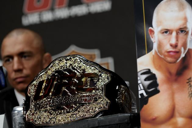 UFC 167: Georges St-Pierre vs. Johny Hendricks Betting Odds and Predictions