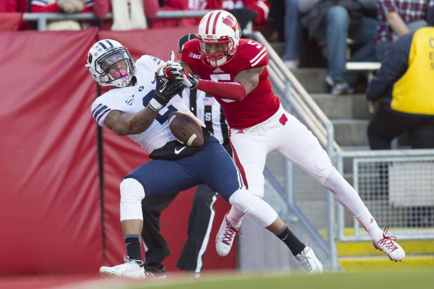 UW Cornerback Darius Hillary Learning from Struggles