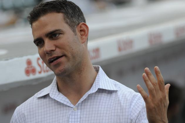 Theo Epstein Had 'Mixed Emotions' on Red Sox Championship