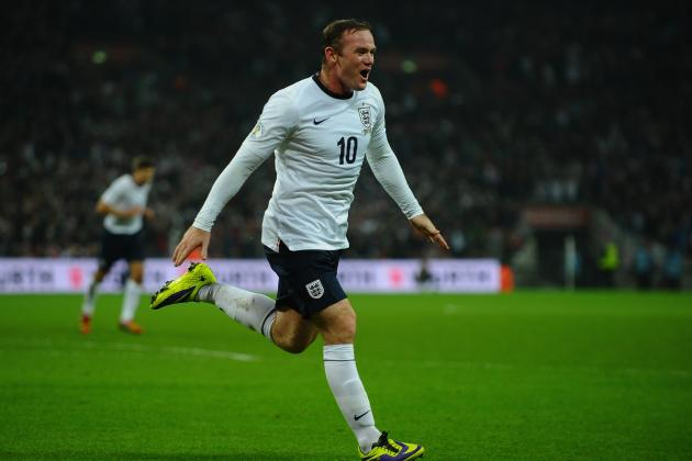England vs. Chile: Live Player Ratings for the Three Lions
