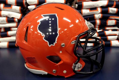 Illinois Wearing New Helmets to Honor Illini Who Have Died in Combat