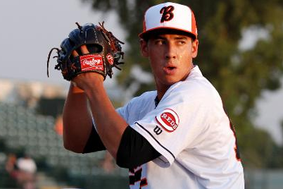 Most Untouchable Player for Reds Is Prized Prospect Robert Stephenson
