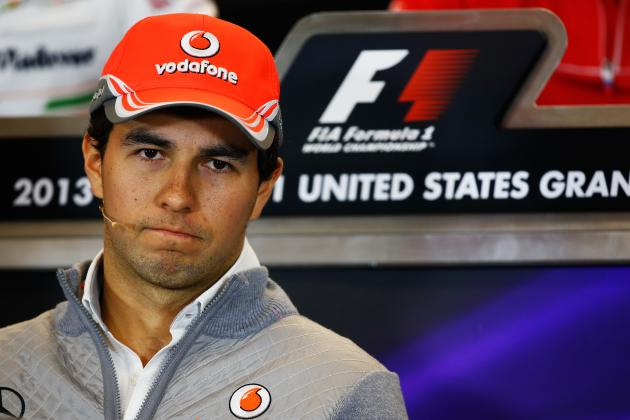 Perez Shocked by Two Days Notice of Exit | F1 News | Nov 2013 | Crash.Net