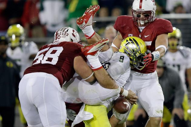 Will Loss to Stanford Bring Marcus Mariota Back to School?