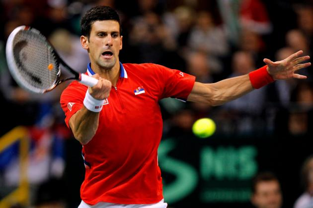 Davis Cup Final 2013: Day 1 Scores and Results for Serbia vs. Czech Republic