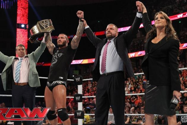Comparing the Authority to Vince McMahon's Corporation Stable