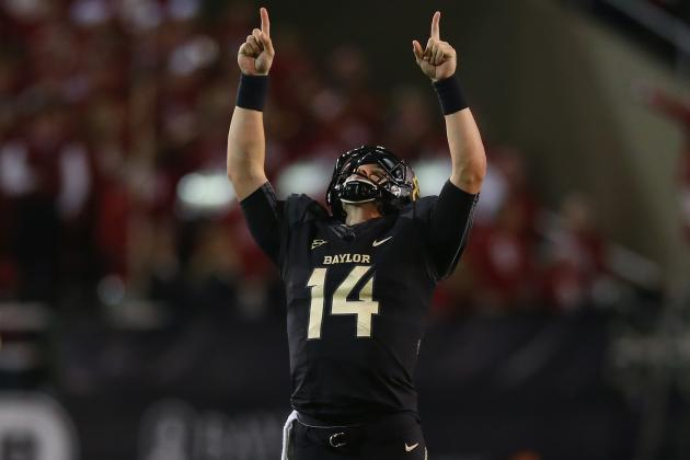 Heisman Watch: Breaking Down Baylor QB Bryce Petty's Case with a Month Left